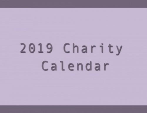 2019 – Charity Calendar – Meet the sponsors